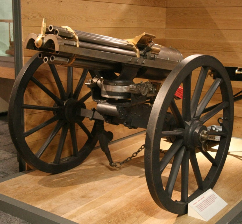These 5 innovative Civil War weapons changed combat forever