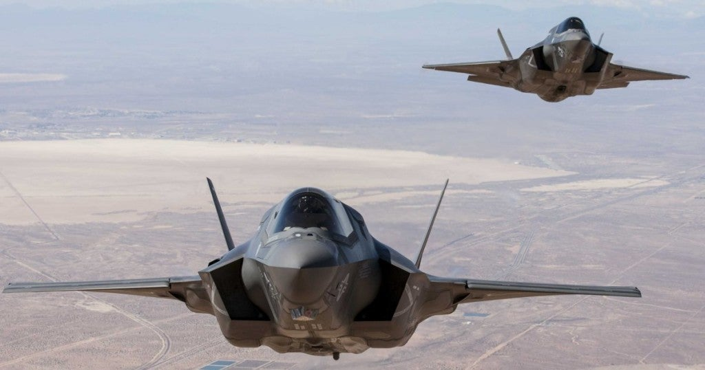 Beyond the F-35: Air Force and Navy already working on 6th generation fighter