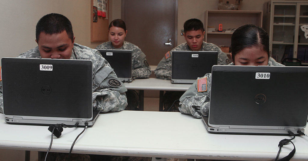 4 phrases your first sergeant constantly mangles