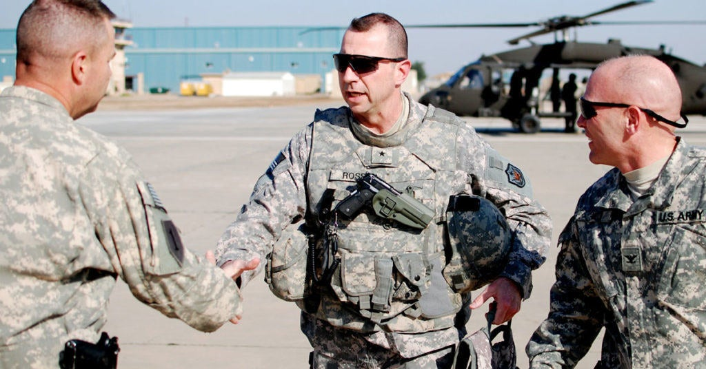 These are the only combat jumps US troops have made since 9/11