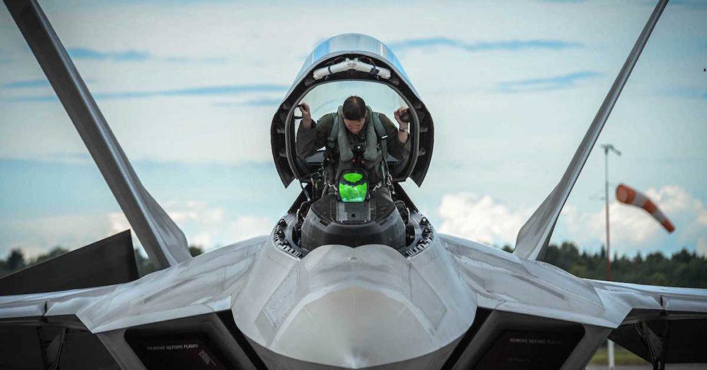 5th generation fighters prove that tech is king