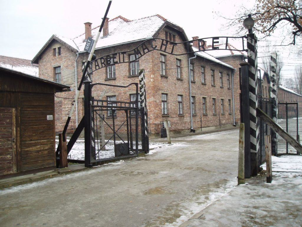 This Holocaust survivor recounts his daring escape from Auschwitz