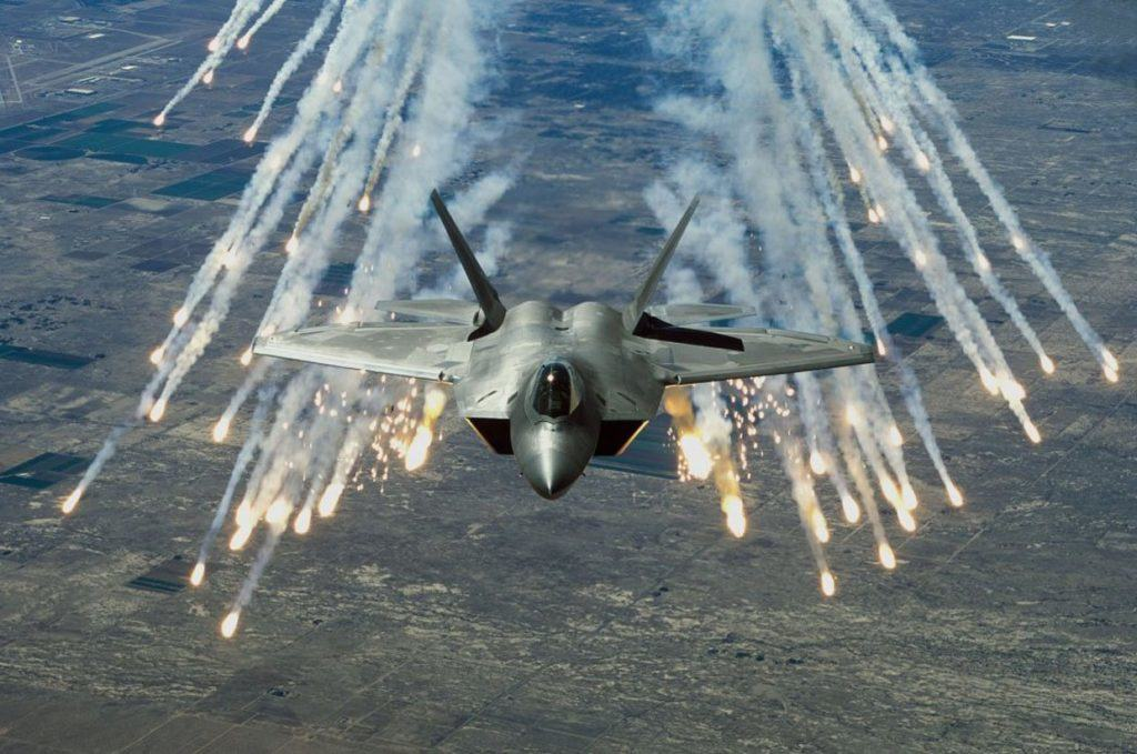 F-22 to receive new weapons and stealth upgrades