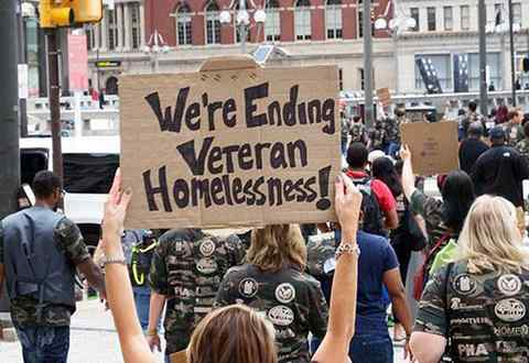This city ended veteran homelessness in just 100 days