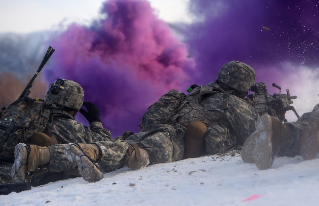 22 photos that prove the US military has the best office views