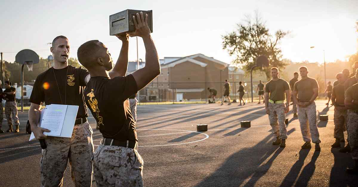 These New Changes To The Usmc Physical Fitness Program Are