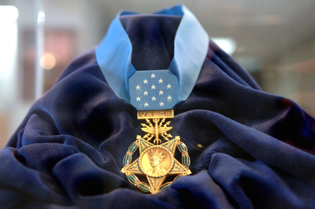 12 Airmen may get Air Force Cross or Medal of Honor upgrades