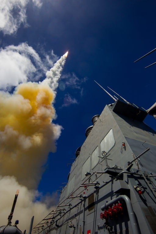 4 other ways the US could shoot down a North Korean ballistic missile