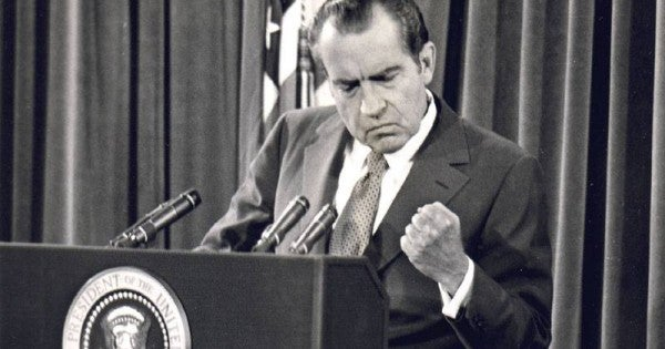 That time a drunk Richard Nixon tried to nuke North Korea