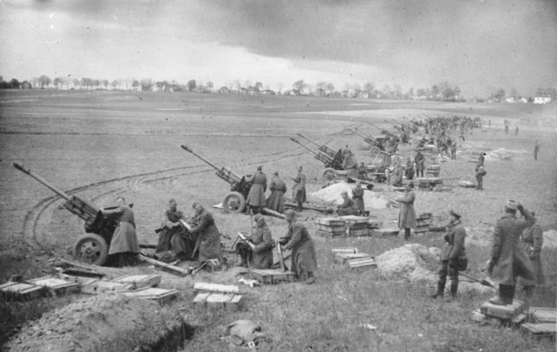 This unstoppable artillery bombardment doomed Nazi Berlin