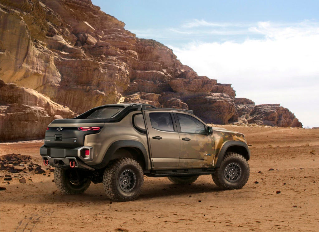 Meet the Army's new stealthy hydrogen fuel cell vehicle