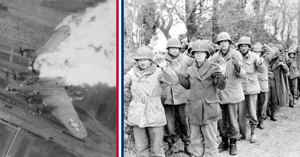 3 heroes who became POWs twice