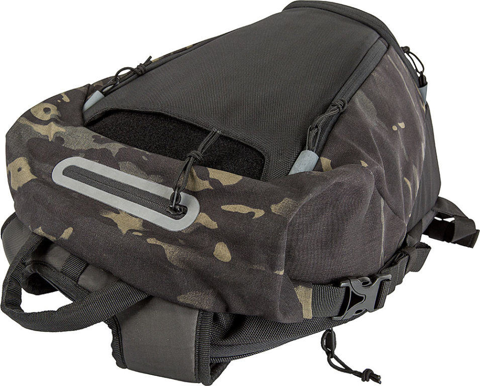 5.11 Rolltop Pack Gucci-ed up in MultiCam Black