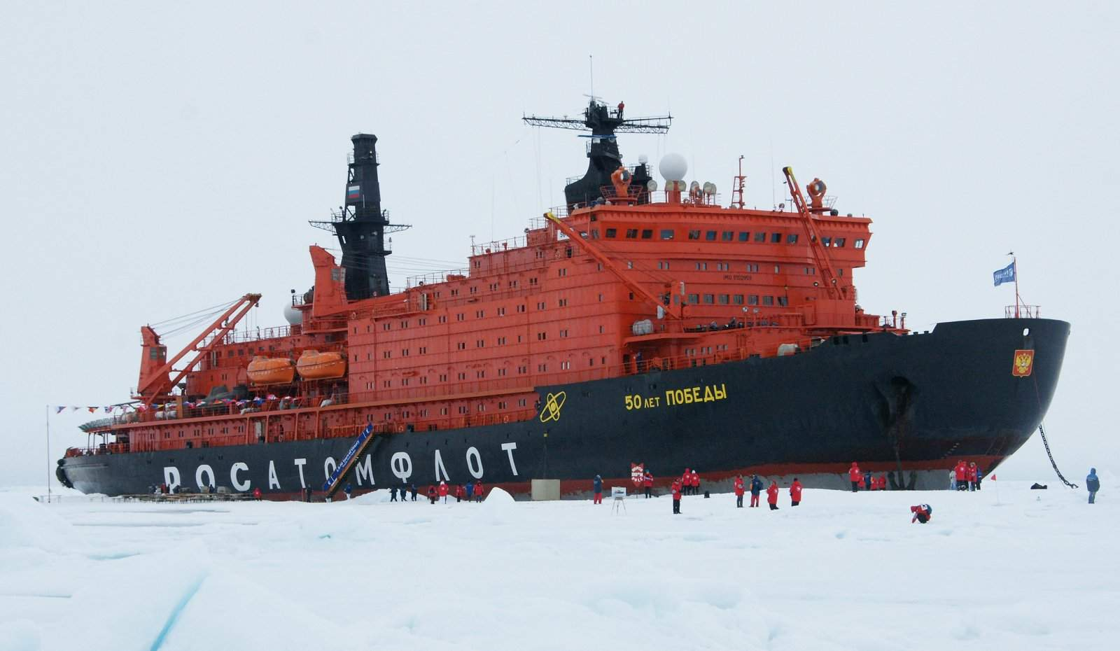 Russia is making a big push to militarize the Arctic