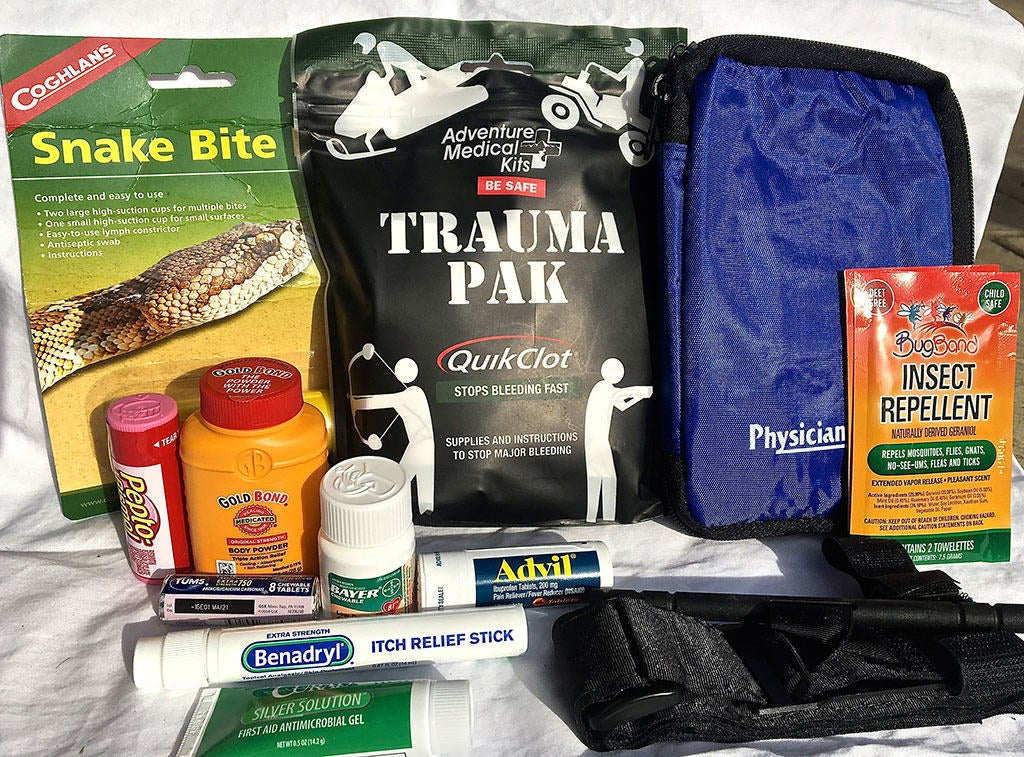 7 things you need in your bug out bag when sh** gets real