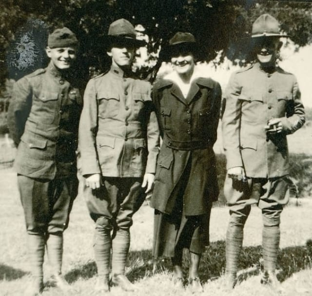 These 6 women earned medals for gallantry in World War I