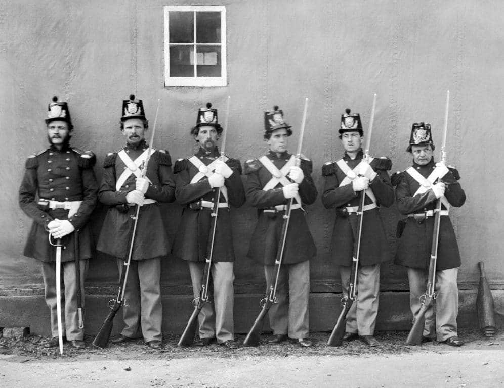 This is how the Marine Corps ensured Union victory in the Civil War