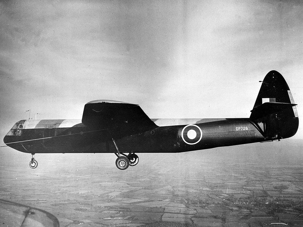 4 planes the Americans borrowed from Britain during World War II