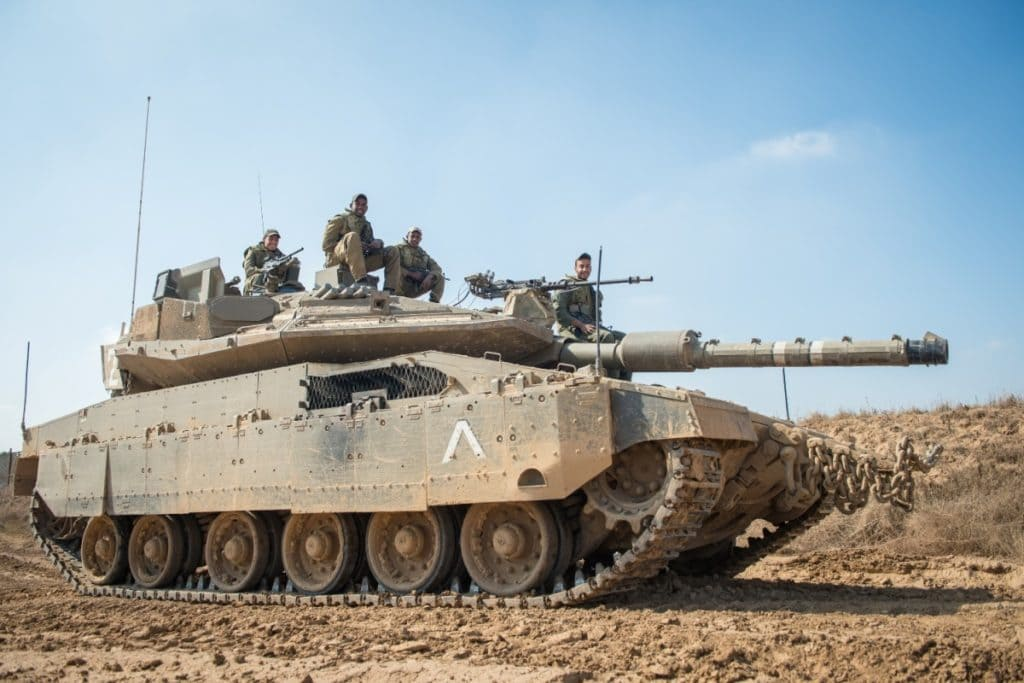 The Abrams tank could soon have this new force field to make it even tougher to kill