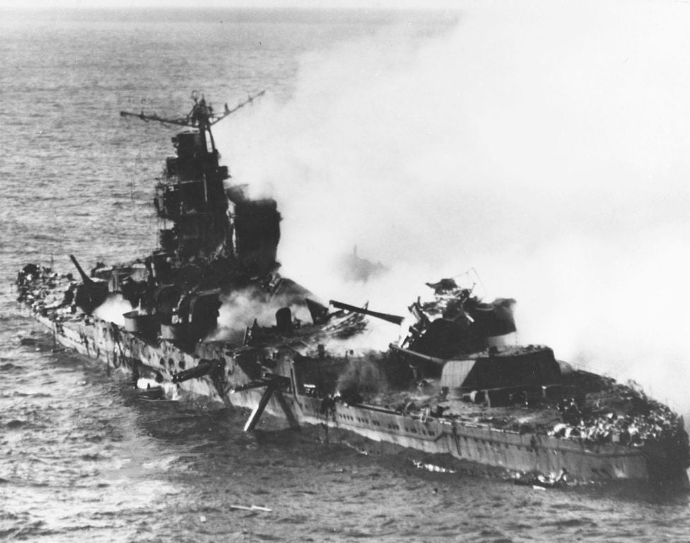 This American submarine damaged two Japanese cruisers without firing a shot