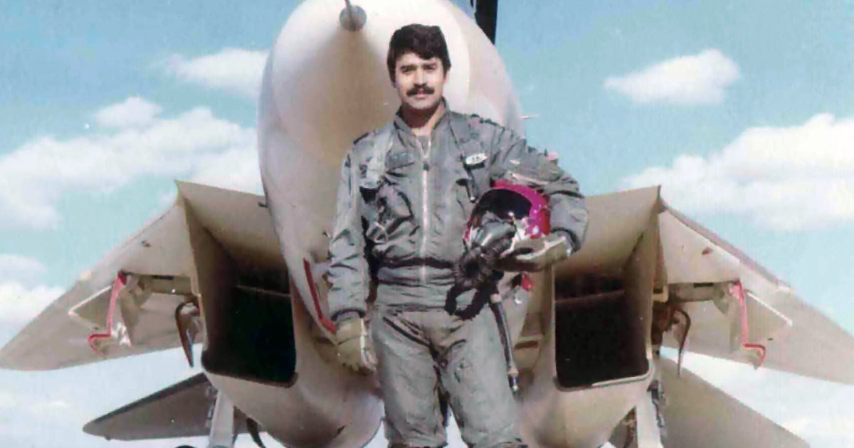 This Iranian was the highest-scoring F-14 Tomcat pilot ever