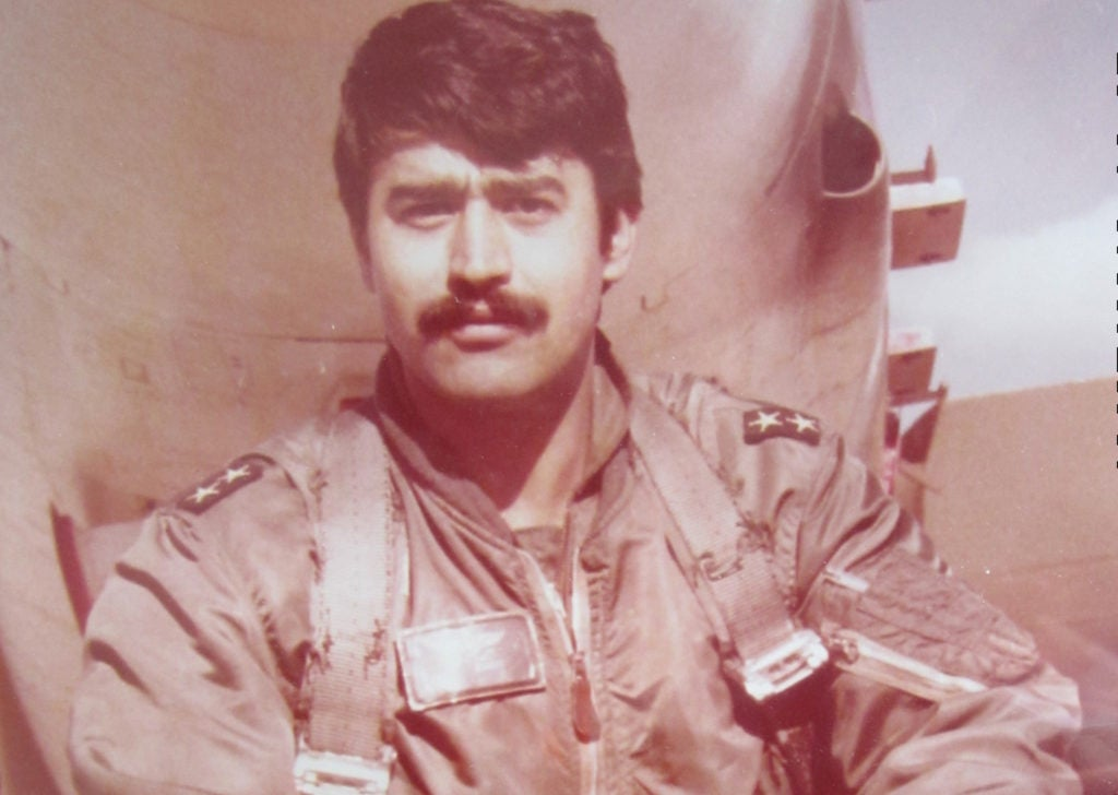 This Iranian was the highest-scoring F-14 Tomcat pilot ever