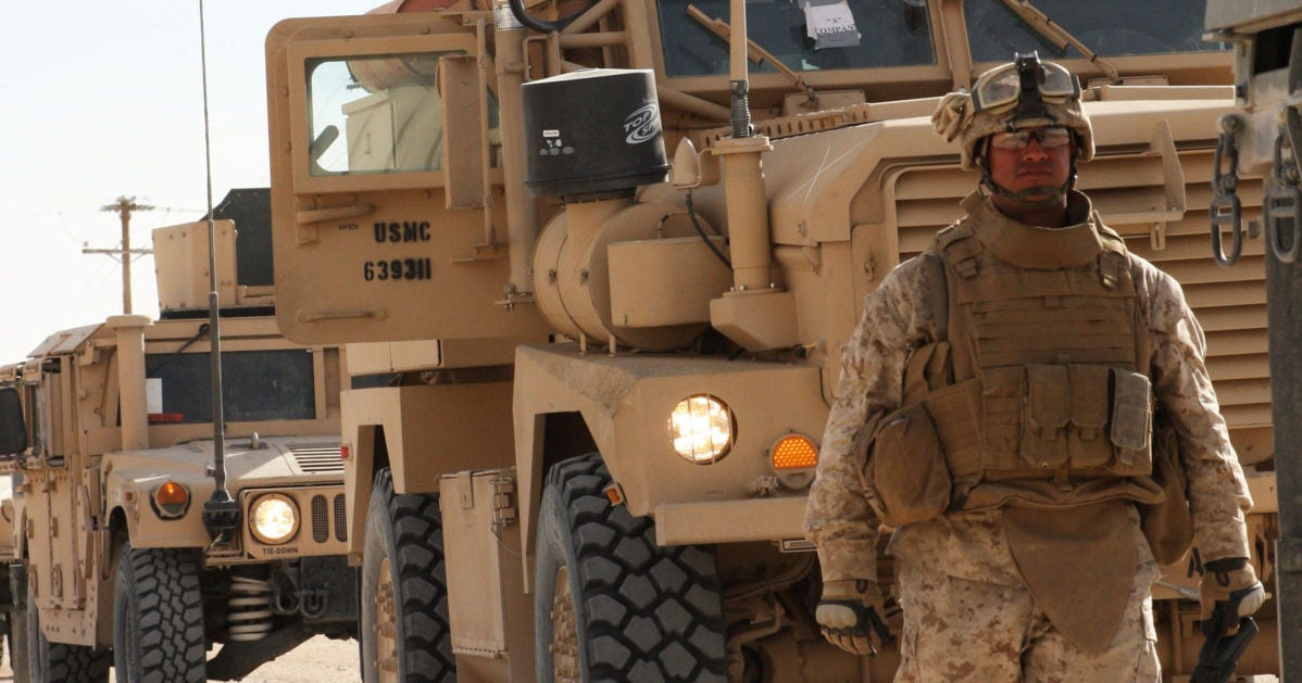 8 songs that are essential to any successful military convoy