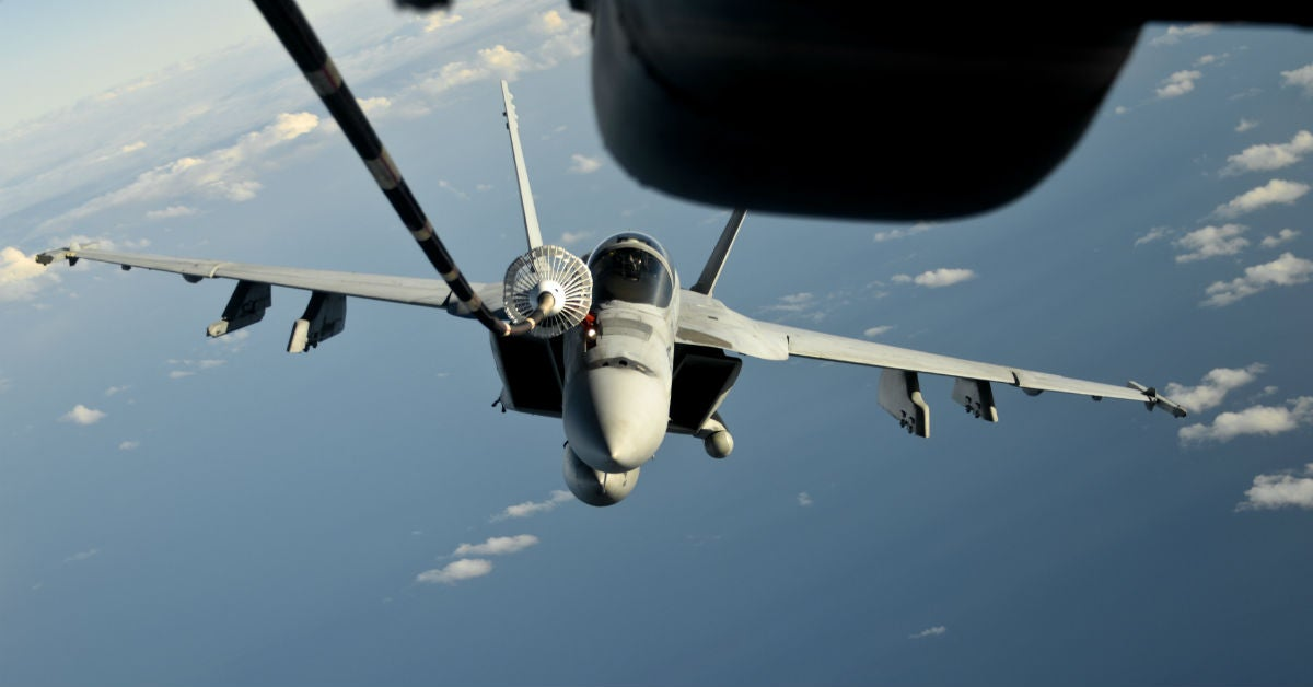 Marines ground Hornets for safety review in the wake of recent mishaps