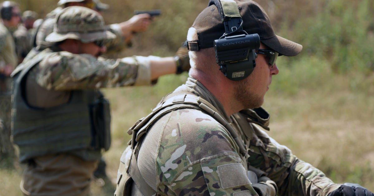 US Navy SEALs are training with Ukrainian special operations forces