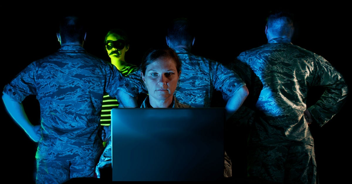 This vet group says the Pentagon is disclosing private data on millions of troops