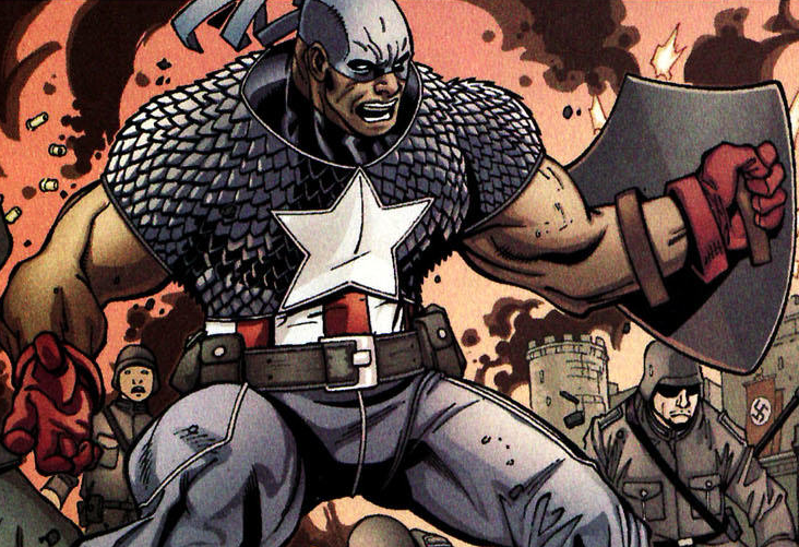 8 Marvel super heroes that served in the US Army