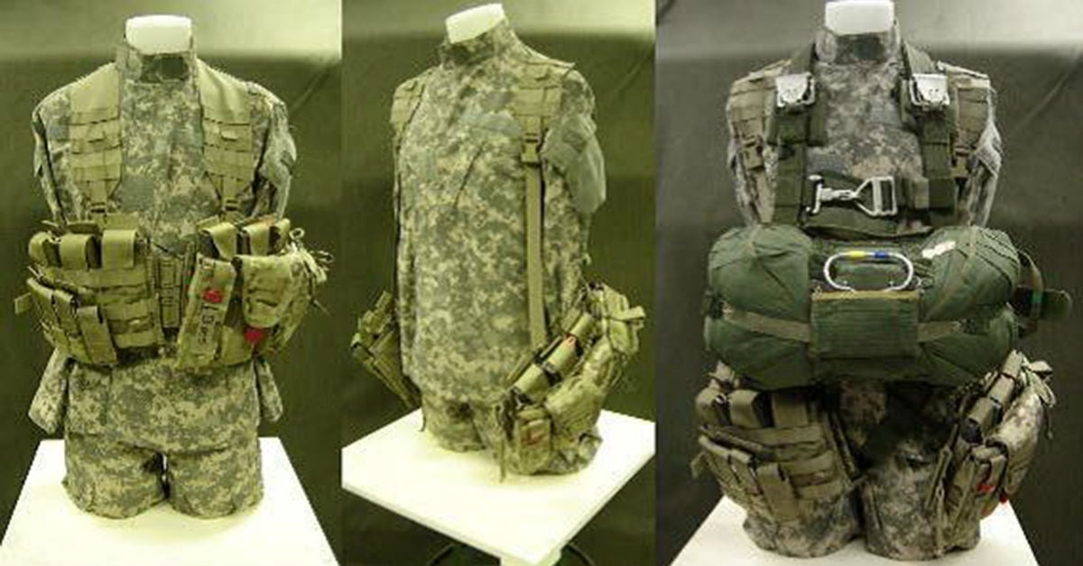 US paratroopers are testing this new tactical chest rig