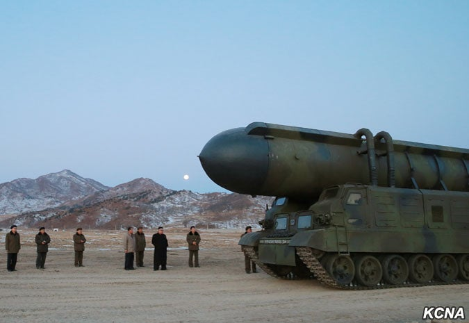 North Korea may now have a biological weapons program