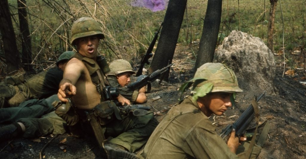 This is how to see if you would have been drafted for Vietnam
