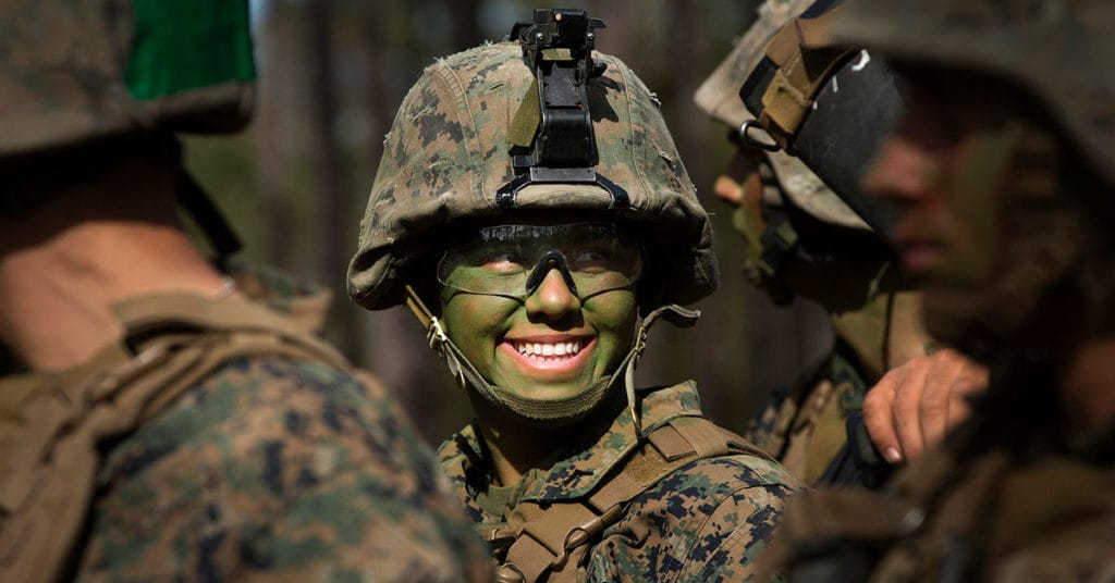 Marines drop photo requirements for promotion, selection process