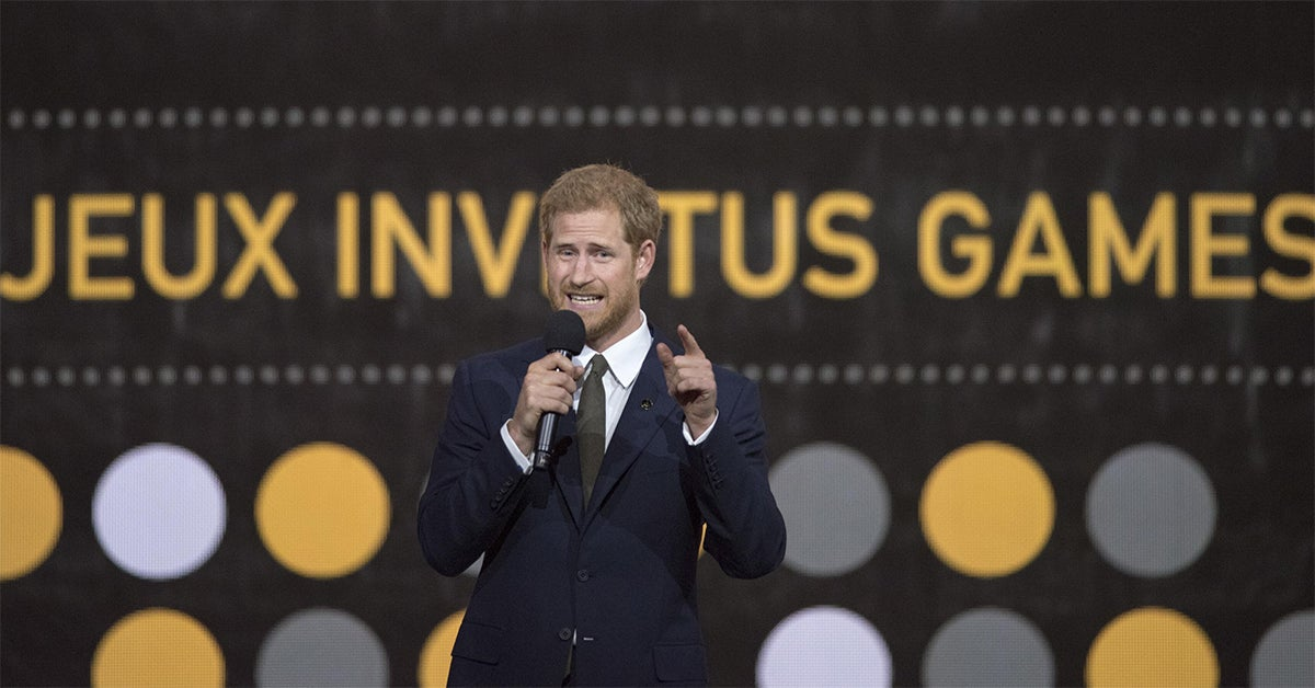 The third Invictus Games just kicked off in Toronto — and it's awesome