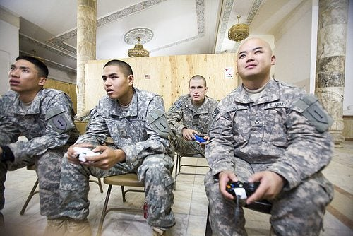 This is how video games are helping our returning veterans