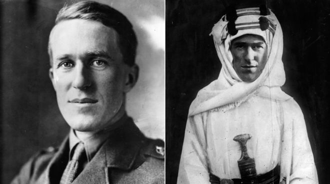 This is how T.E. Lawrence became a legend in the Arab world