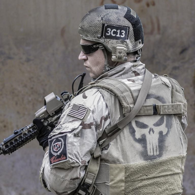 5 ways your platoon would be different if 'The Punisher' was the CO