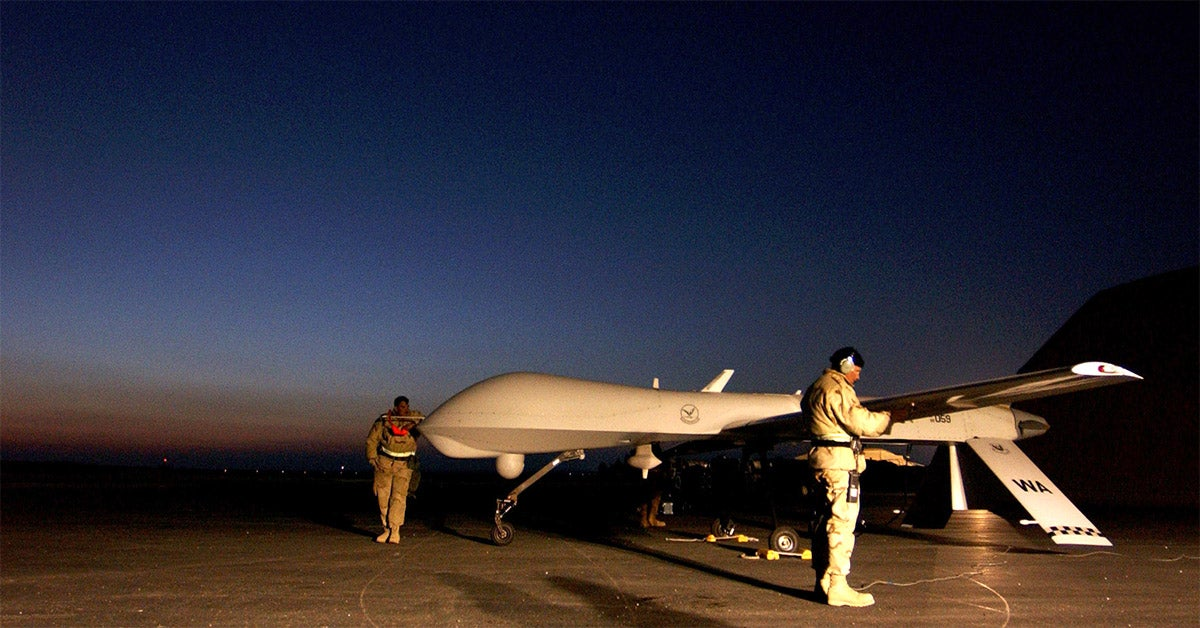 The bad guys are starting to catch up with America and its allies on deadly drones