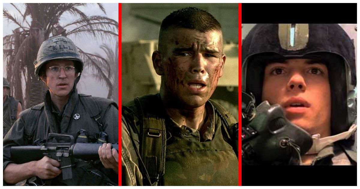 These are the best military movies by service branch