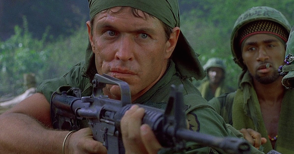 6 reasons why 'Platoon' should have been about Sgt. Barnes