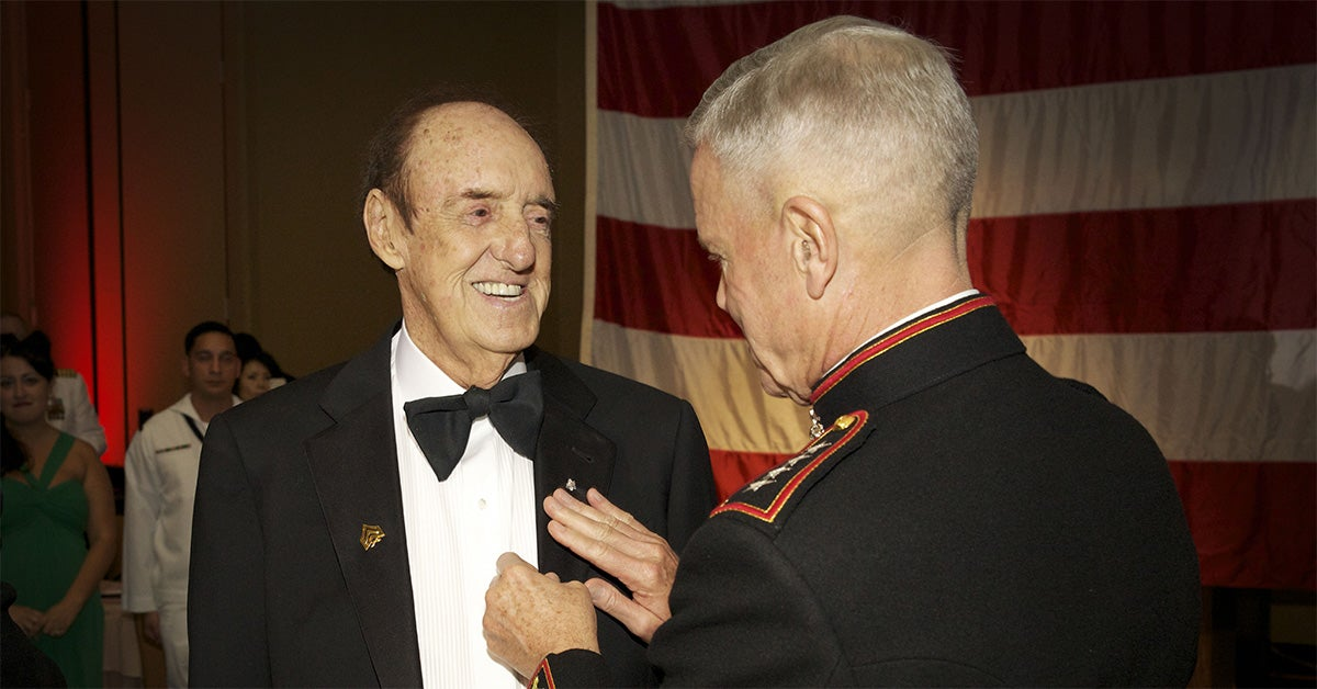 Jim Nabors The Original Private Gomer Pyle Dies At 87 We Are The Mighty Jim was 82 and stan cadwallader was 64 at the time they married in their fairpoint olympic hotel room in seattle. jim nabors the original private gomer