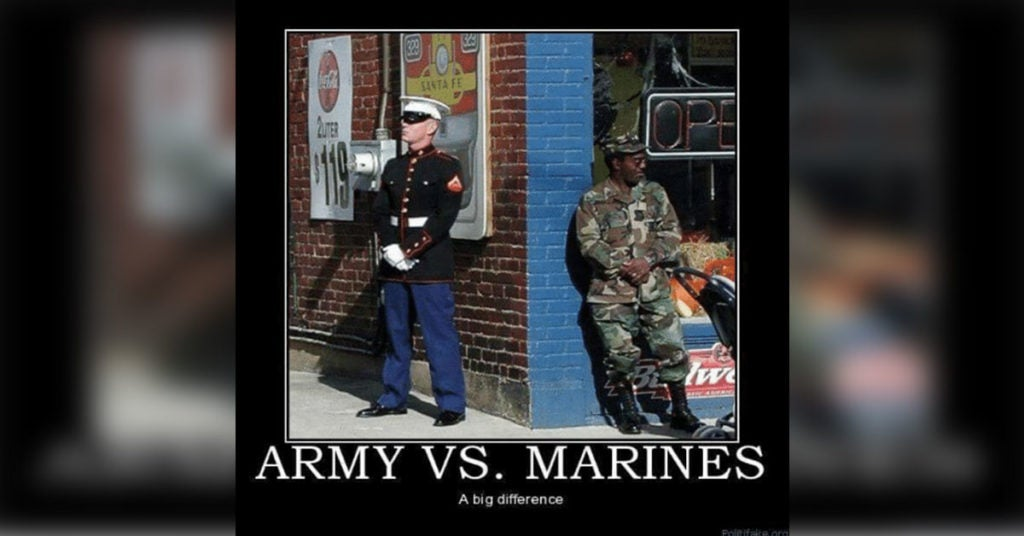 8 reasons Marines hate on the Army