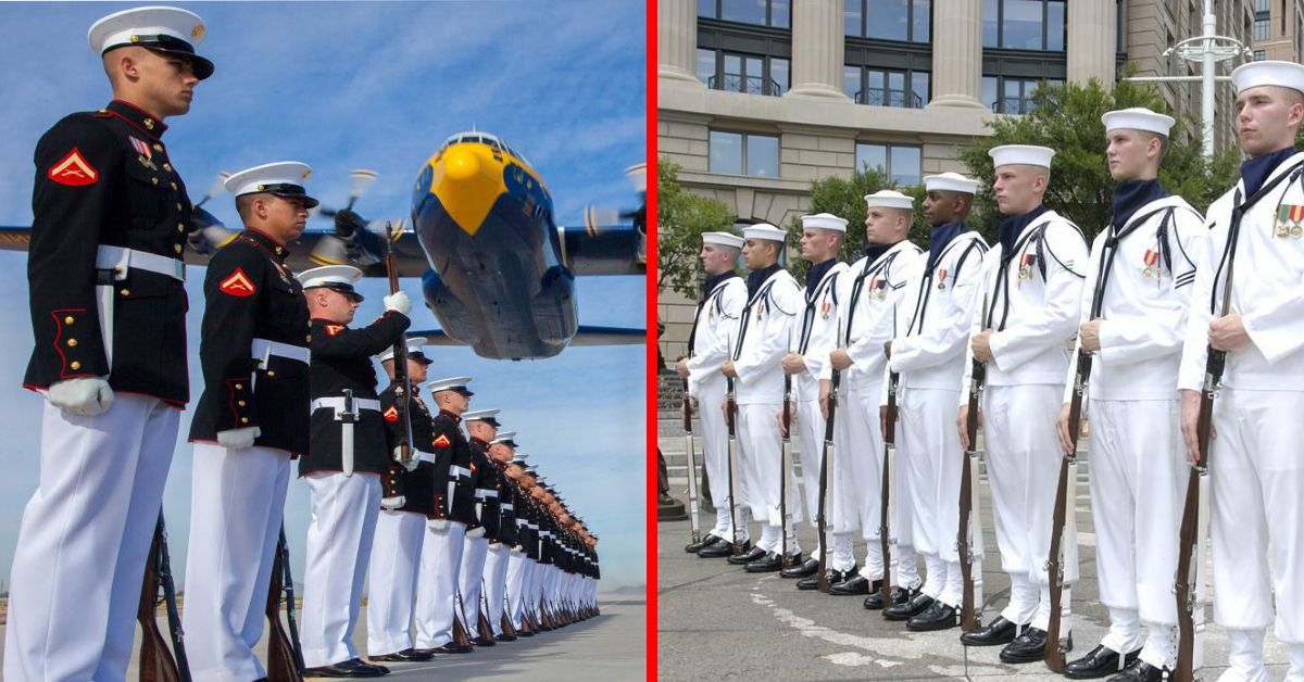 8 reasons Marines hate on the Navy
