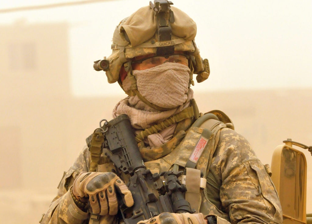 8 new projects that will revolutionize military medicine