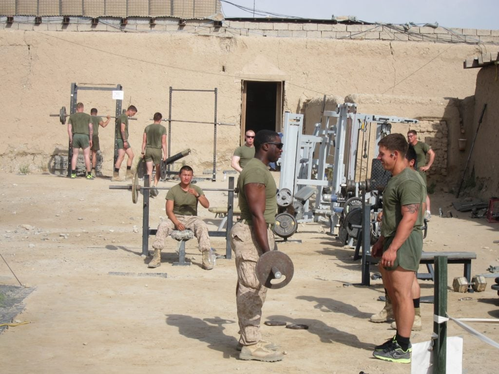 The 7 best things about Air Force bases, according to a Marine