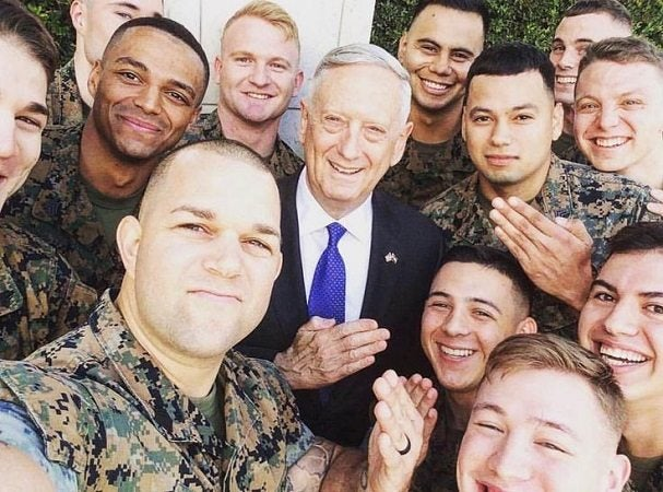 The interesting backstories to each of Gen. Jim Mattis' nicknames