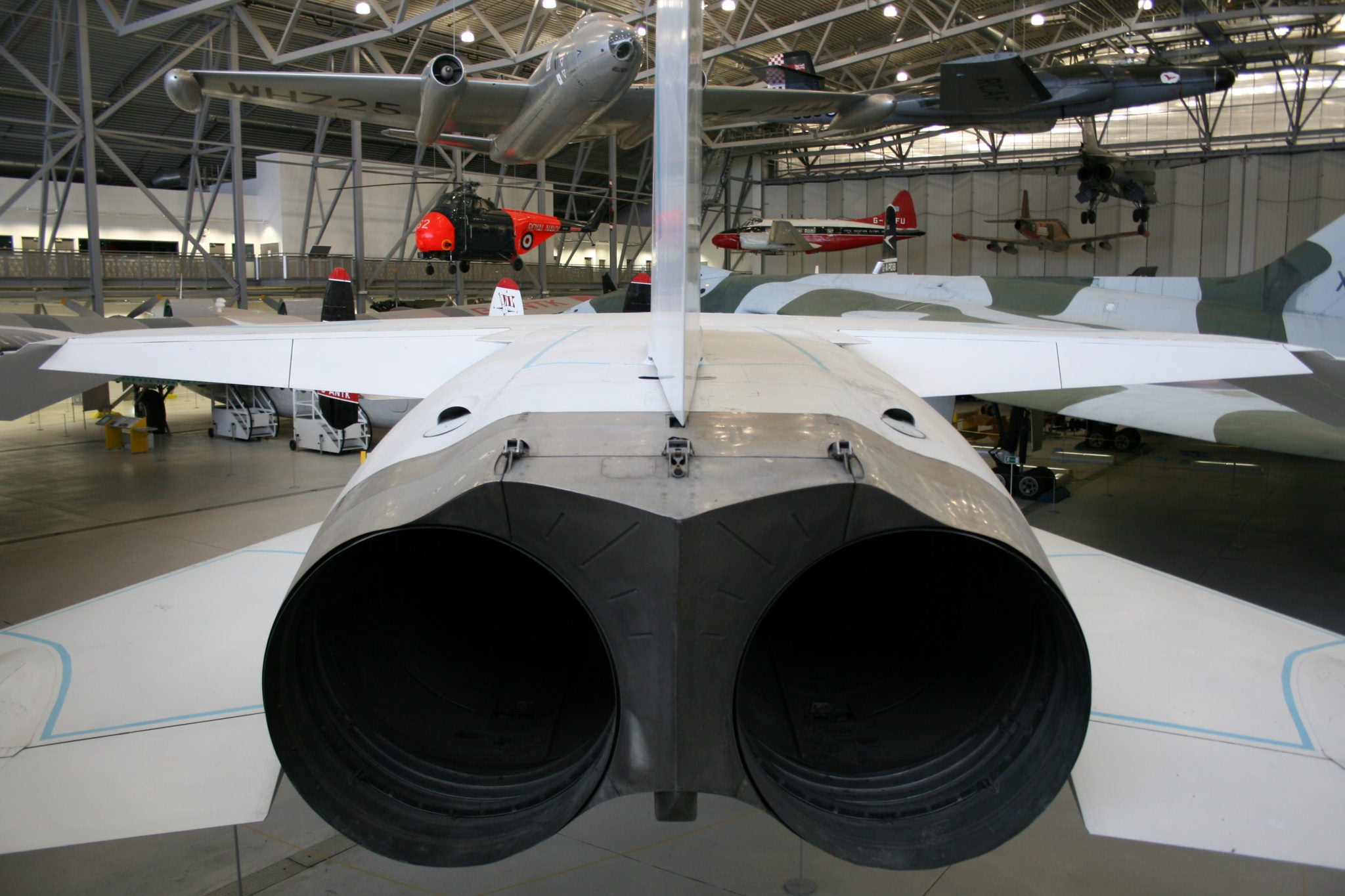 England's strike plane that could have been