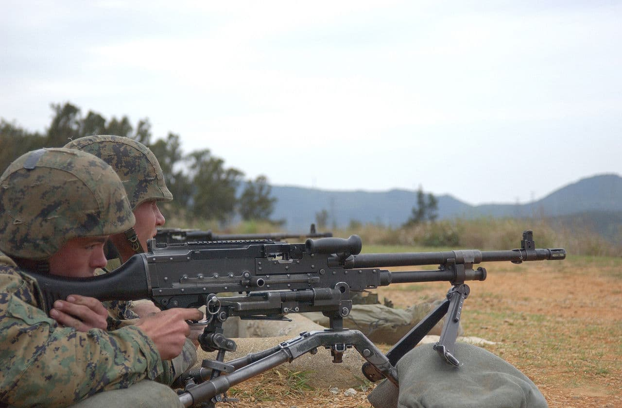 The Marine Corps has ordered Leathernecks to use PMAGs for their rifles